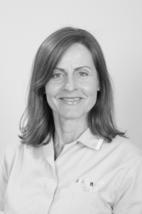 Research Nurse Clare Wickes