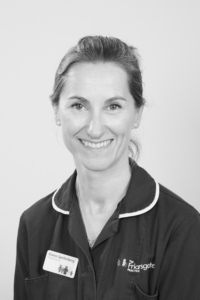 Practice Nurse Elaine Spellerberg